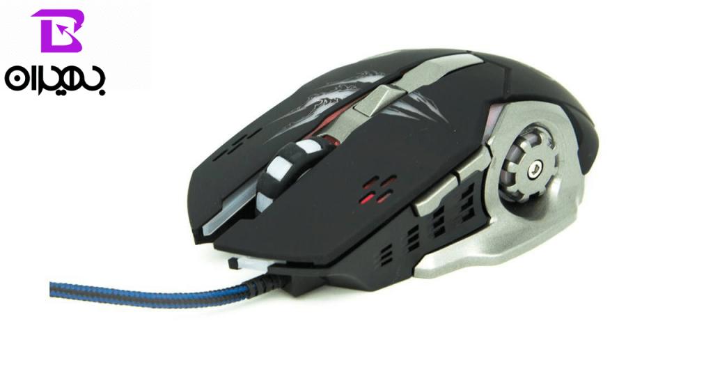 ماوس مخصوص بازی تسکو مدل TM 762 G