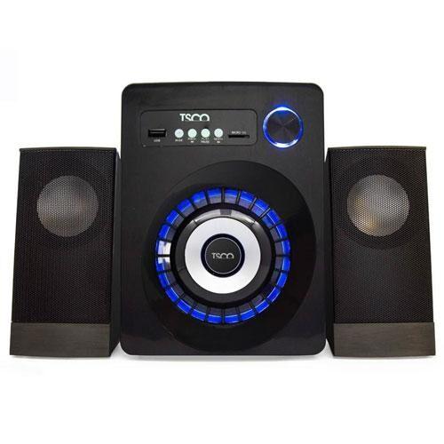 computer desktop speaker 3pcs tsco behiran pc 2107