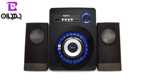 computer desktop speaker 3pcs tsco behiran pc 2107 G1