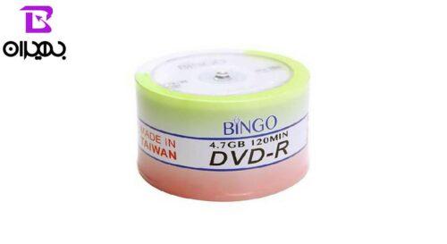 computer dvd bingo 5gb behiran pcدی وی دی خام G1