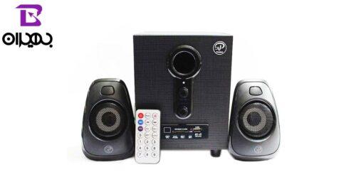 speaker 3pcs سه تکه xp product behiranpc desktop G1