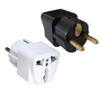 مبدل پریز برق ۳ به ۲ مدل ۰۰۱