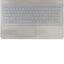 محافظ کیبورد ژله ای مناسب برای لپ تاپ های ۱۵٫۶ اینچ