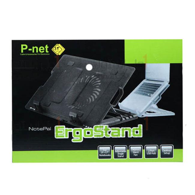 پایه خنک کننده لپ تاپ پی-نت مدل P-701