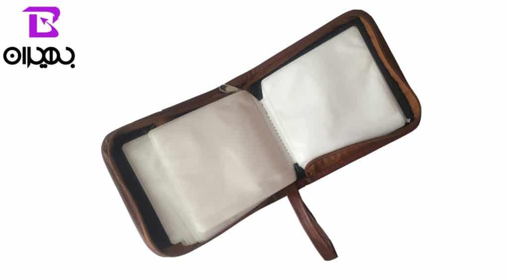 کیف نگهداری سی دی/دی وی دی مدل ۴۰ تایی