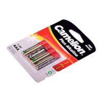 باتری نیم قلمی کملیون بسته ۴ عددی