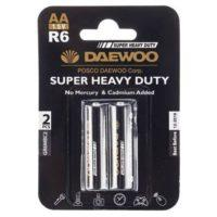 131007006 200x200 - باتری قلمی دوو مدل Super Heavy Duty بسته دو عددی