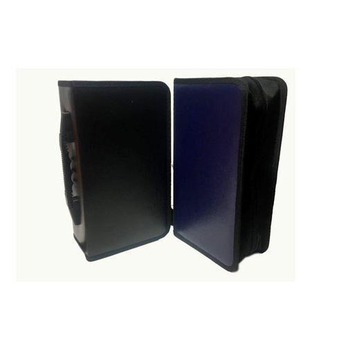 139004001 500x500 - کیف نگهداری سی دی/دی وی دی مدل ۸۰ تایی