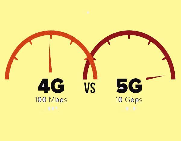 اینترنت 5 جی
