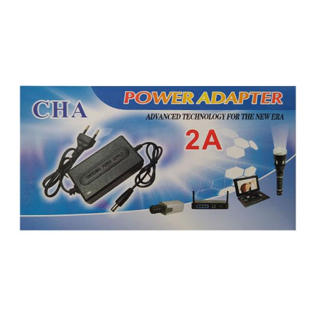 آداپتور ۱۲V 2A دوربین مداربسته مدل ۰۱۰