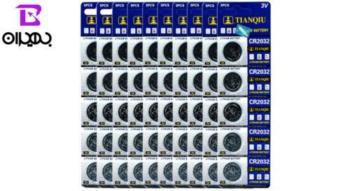 101008011 1 500x273 - باتری سکه ای TIANQIU مدل  ۲۰۳۲