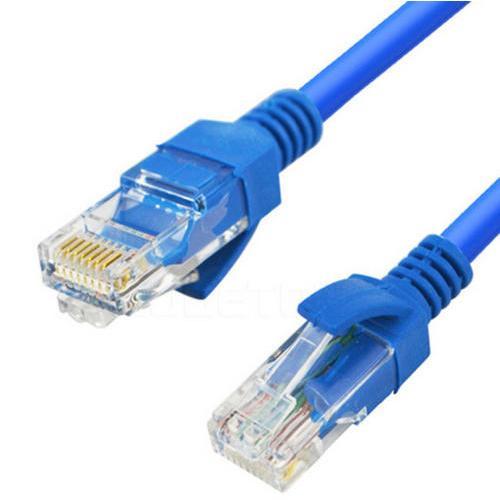 کابل شبکه CAT5 EQUIP مدل ۱۷۷ طول ۳ متر