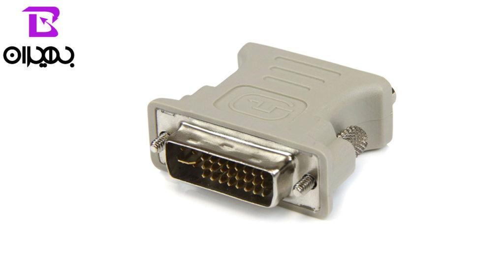 تبدیل VGA به DVI-A کوچک مدل ۰۱۱