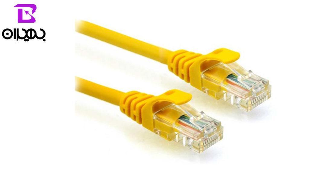 کابل شبکه VNL مدل CAT6 طول ۱۰ متر