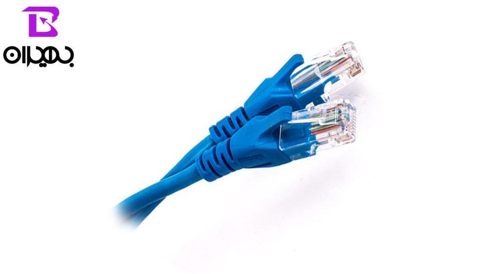 کابل شبکه CAT5 دیتالایف طول 20 متر