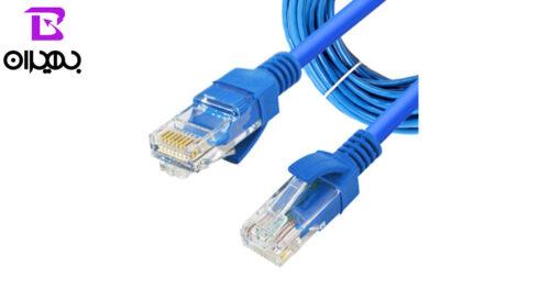 کابل شبکه دی-نت مدل CAT6 طول ۱ متر 2