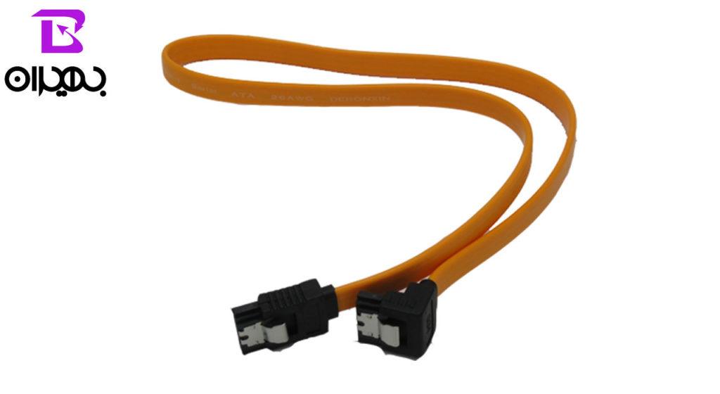 کابل دیتا ساتا قفل دار مدل ۰۰۱