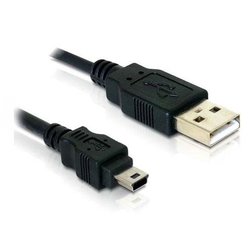 کابل USB به MiniUSB ام دبلیو-نت مدل 015 طول 1.5 متر
