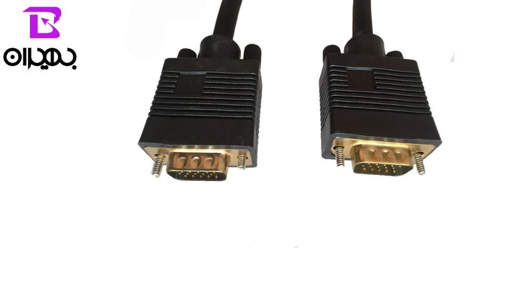 کابل VGA BBK 3+6مدل 090 طول ۱٫۸ متر
