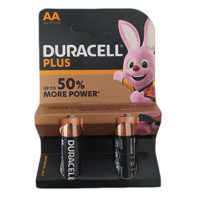 باتری قلمی دوراسل مدل ۰۰۴ بسته ۲ عددی