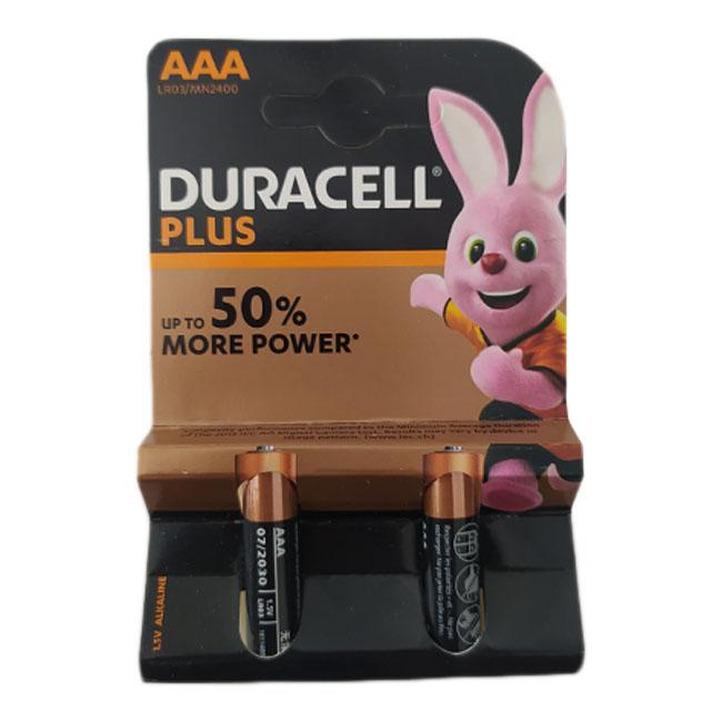 باتری نیم قلمی دوراسل مدل ۰۰۶ بسته ۲ عددی