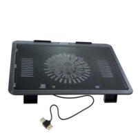 N191 Laptop Cooling Pad 3 200x200 - پایه خنک کننده لپ تاپ مدل N191