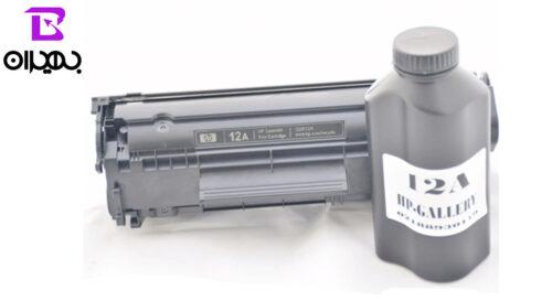 کارتریج ردمکس HP مدل ۱۲A 2
