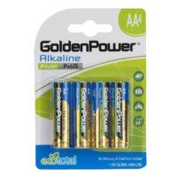 015 2 200x200 - باتری قلمی گلدن پاور آلکالاین مدل 012 بسته 4 عددی