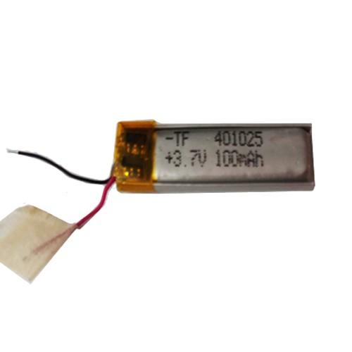 باتری هدست و اسپیکر ظرفیت ۱۰۰ میلی آمپر ساعت مدل ۰۰۲