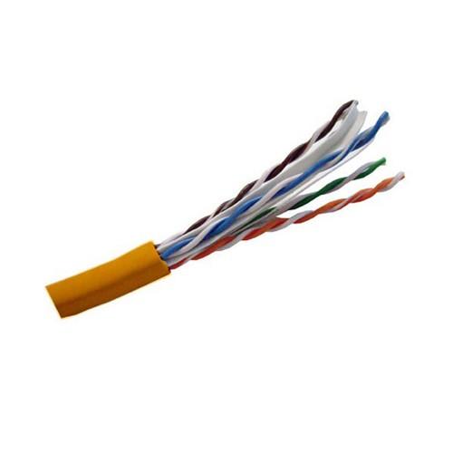 کابل شبکه حلقه ای Cat6 UTP نگزنس مس طول 305 متر