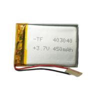 450 MAH Headset Battery 200x200 - باتری هدست و اسپیکر ظرفیت ۴۵۰ میلی آمپر ساعت مدل ۰۰۳
