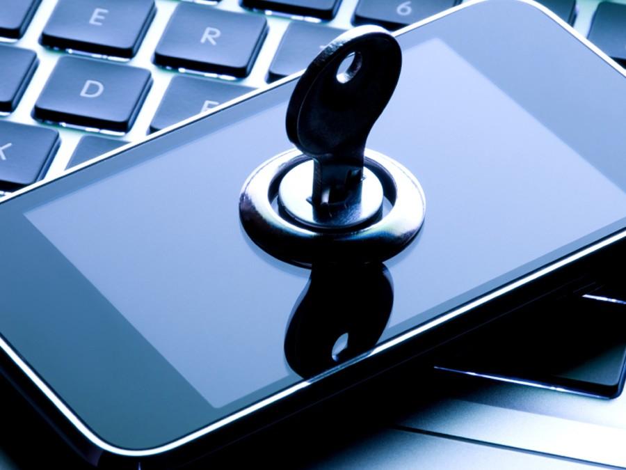 آموزش بالا بردن امنیت موبایل