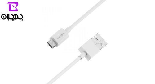 Borofon BX3 USB to MicroUSB Cable 1m 1