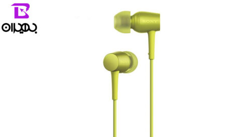 Sony MDR EX750AP Headphones 3 500x273 - هدفون سونی مدل EX750AP