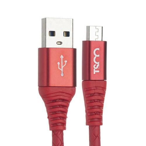 کابل تبدیل USB به MicroUSB تسکو مدل TC 50