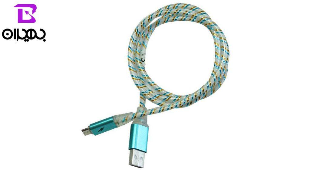 کابل تبدیل USB به MicroUSB تسکو مدل TC58 طول ۱ متر