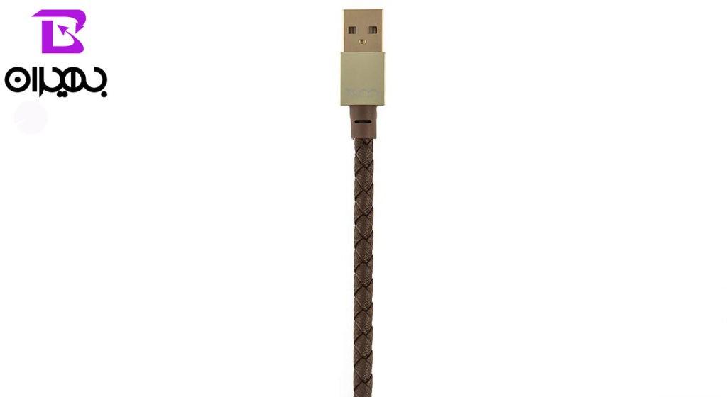 کابل تبدیل USB به لایتنینگ تسکو مدل TC65 طول ۱٫۵ متر