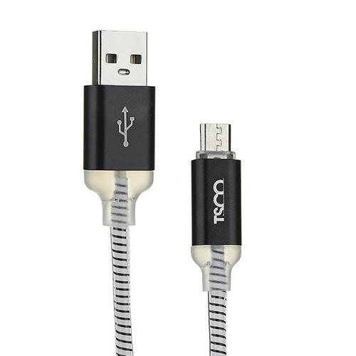 کابل تبدیل USB به MicroUSB مدل TC 71 طول ۱ متر