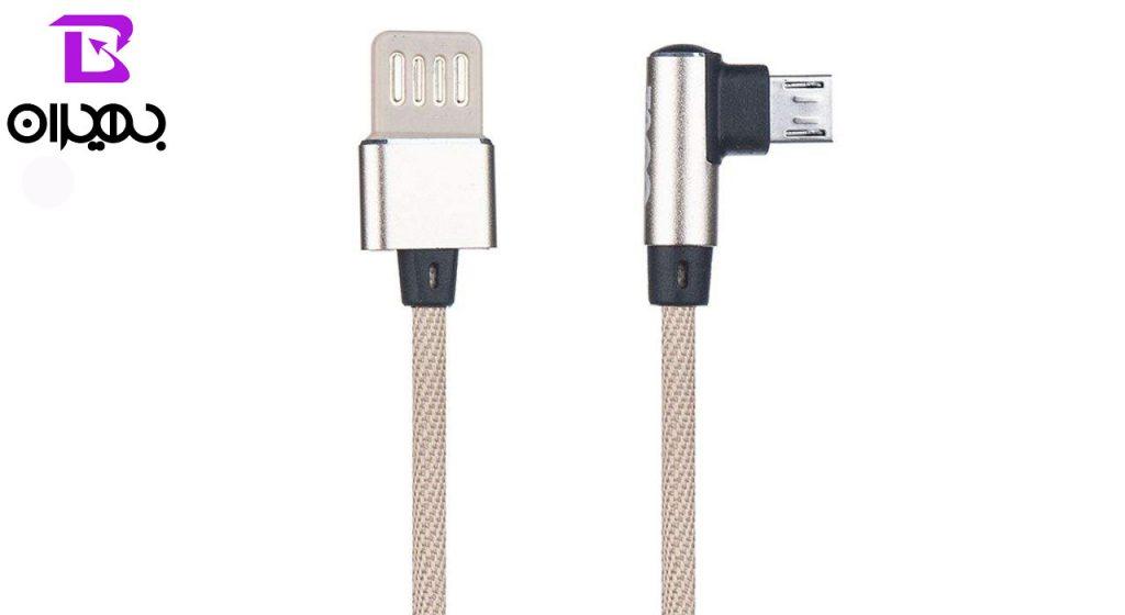 کابل تبدیل USB به MicroUSB تسکو مدل TC A49 طول ۱ متر