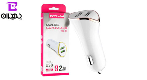 TSCO TCG 31 Car Charger With MicroUSB Cable 2