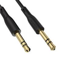 borofon bl14 aux cable 1m 200x200 - کابل AUX بروفون مدل BL1 طول ۱ متر