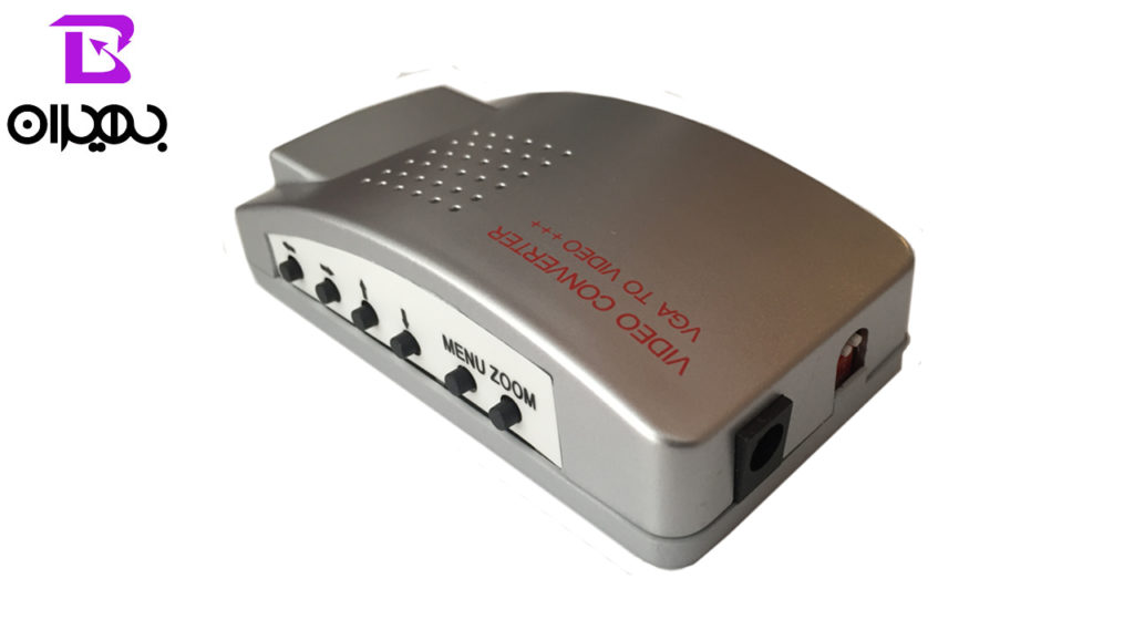 تبدیل VGA به AV مدل 081