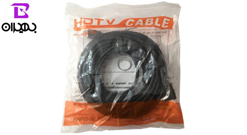 کابل HDMI مدل 152 طول 15 متر PVC
