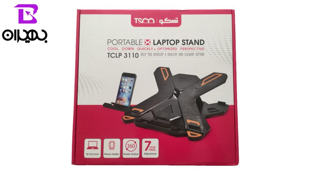 پایه لپ تاپ تسکو مدل TCLP 3110