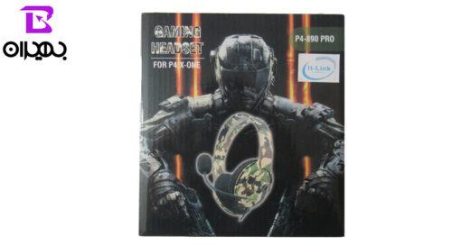 5 Copy 500x273 - هدست گیمینگ مدل PS4-890 PRO مخصوص PS4