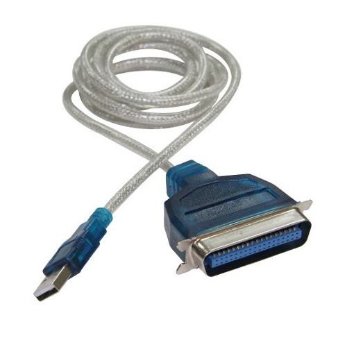 022 - تبدیل USB به پارالل دی-نت مدل 022 طول 1.5 متر