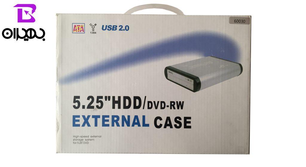 باکس ODD (درایور) 5.25 اینچی USB2.0