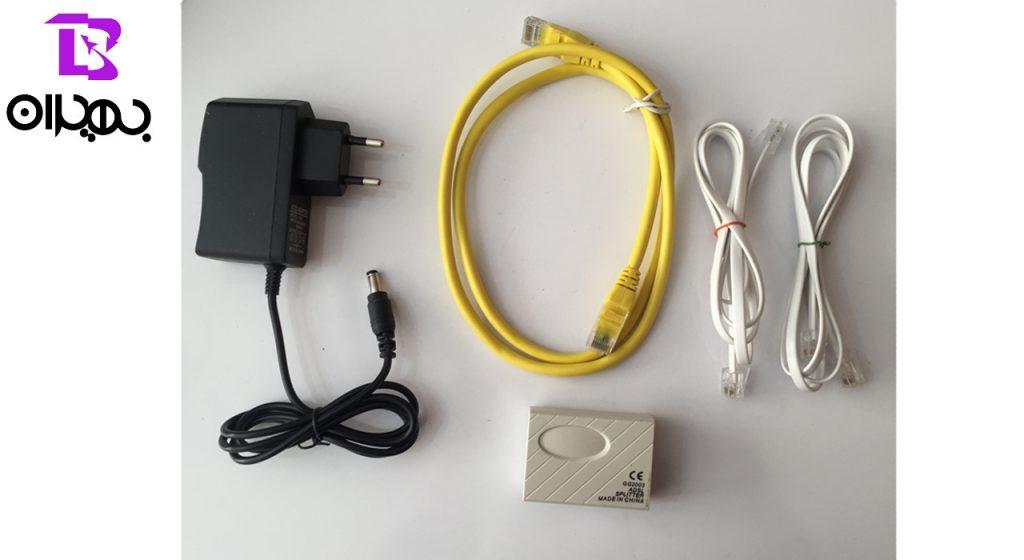 مودم ADSL ایتانیک مدل C880