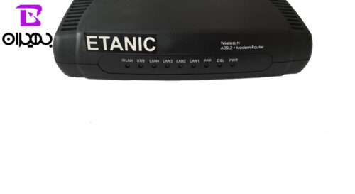 Behiranpc Etanic Modem 500x273 - مودم ADSL ایتانیک مدل C880