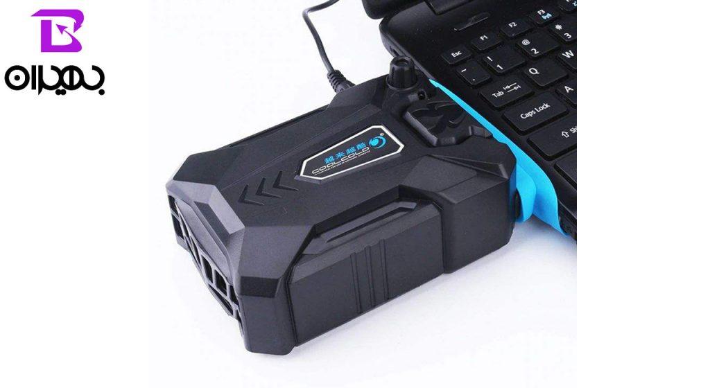 خنک کننده لپ تاپ کول کلد مدل k27